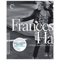 Frances Ha Blu-ray/DVD, 2013, 2-Disc Set, Criterion Collection
