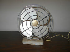 VINTAGE TABLE  FAN--CAN BE HUNG ON WALL FROM SEARS, ROEBUCK & CO. U.S.A.