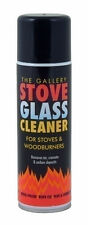 STOVE GLASS CLEANER Stoves Woodburner Log Burners oven