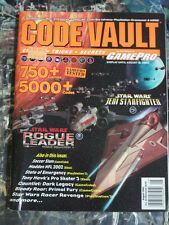 Gamepro Code Vault August 2002 Video Game Cheats & Codes Dreamcast GC PS2 N64 GB