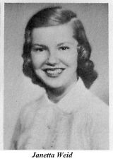 1961 Ann Arbor High School Yearbook~Photos~History~Football~Rocker Bob Seger~++