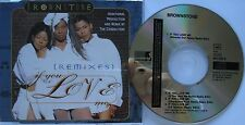 BROWNSTONE  __  IF YOU LOVE ME  __  4 Track CD   [ REMIXES ]