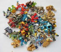 #T556~LOT OF 10 Random Gormiti Giochi Preziosi Toy PVC Figures LOOSE