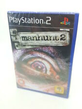 MANHUNT 2 PLAYSTATION 2 PS2 - NEW SEALED FULL ENGLISH VERY RARE!