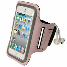 Rose Armband Brassard Sport pour Nouveau Apple iPhone 5 5S 5C SE Gym Jogging
