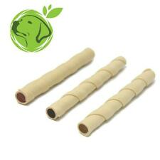 6 X Vegan Twisty Sticks Vegetarian Dog Treats 3 Flavours Gluten Grain Sugar Free