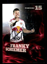 Franky Schiemer Autogrammkarte Red Bull Salzburg 2012-13 Original Sign+A 146763