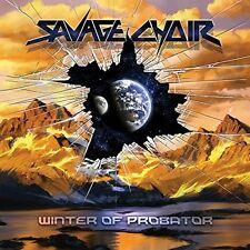 savage choir-winter of probator [cd]