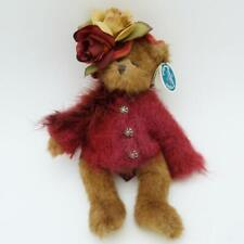 THE BEARINGTON COLLECTION DRESSED TEDDY BEAR - VANNA 1599