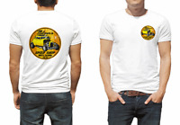 MILNERS SPEED SHOP AUTO RACING DRAG RACE HOT RAT ROD BLACK OR WHITE T SHIRT