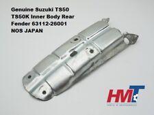 Genuine Suzuki TS50 TS50K Inner Body Rear Fender 63112-26001 NOS JAPAN