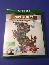 RARE REPLAY *30 Hit Games in One Collection* (XBOX ONE) NEW