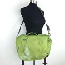 Osprey Womens Flap Jill Day Pack Courier Messenger Bag- 17 Liter Green