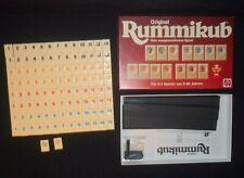 Original Rummikub von Jumbo - Vollständig, 2 - 4 Spieler, Spiel des Jahres 1980