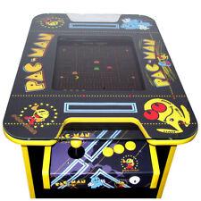 Retro Arcade Cocktail Table Arcade Machine | 60 Arcade games | Pac Man Themed