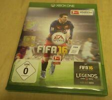 FIFA 16 ( Microsoft Xbox One, 2015 )