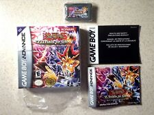YuGiOh 7 Trials to Glory World Campionship Tournament Gameboy Advance Complete