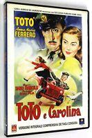 DVD TOTO' E CAROLINA Filmauro 1954 Commedia Totò Anna Maria Ferrero