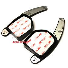Plata Paddle cambio Extensiones Audi Volante Tiptronic Shifters Gear p4w