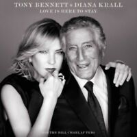 Tony Bennett Diana Krall - Love Is Here To Stay NEW LP