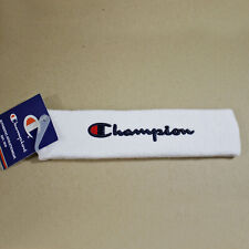 Champion White Terry Headband - Authentic - Brand New - Free Shipping