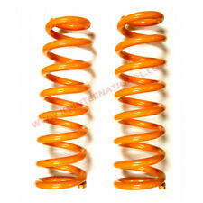 Front Coil Spring Pair For Toyota Landcruiser Amazon HDJ80 4.2 90-98 20% UPRATED