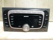 Ford fiesta mk6/fusion sony radio 2005-2008