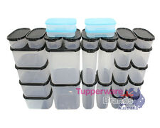 New Tupperware 30 Pcs Modular Mates Super Essential Pantry + MYSTERY GIFT