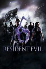 Resident Evil 6 EU PC KEY (Steam)