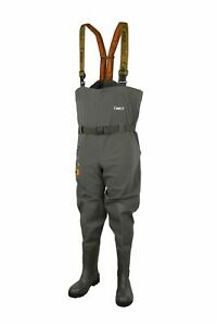 *New*Prologic Road Sign Chest Waders Cleated Sole Size 7½ (42) RRP £99.99