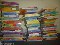 Lot of 20 Childrens BOARD Hardcover BABY TODDLER DAYCARE Kids BOOKS *RANDOM MIX*