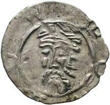 Schlesien Breslau Heller o.J. (um 1400) Münze Coin (HH183)