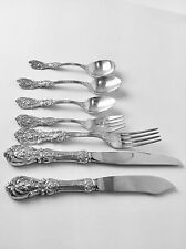 "Reed & Barton ""Francis I"" Sterling Silver Flatware Set (128 Pieces)"