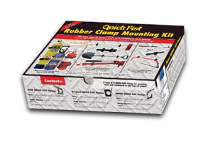 END OF ROAD 8 piece Quick Fist Clamp Mounting Kit - 90010