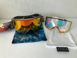 Anon Men's M3 Goggles w. Extra Lens - Pre-owned