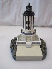 Danbury Mint Los Angeles Harbor Lighthouse Historic American Lighthouse B7405