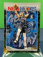 LUKA DONCIC 2019-20 NBA HOOPS WINTER HOLIDAY SNOWFLAKE GET OUT THE WAY GOLD #1