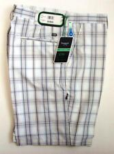 Haggar Mens Golf Shorts Moisture Wicking No Iron Tech Pocket Size 34W NEW