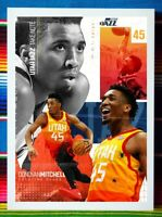 ✺Framed✺ DONOVAN MITCHELL Utah Jazz NBA Basketball Poster - 84cm x 59.5cm x 3cm