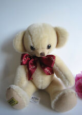 "Merrythought Musical blonde Cheeky 12"" bear. Ltd. Mint. Fabulous!"