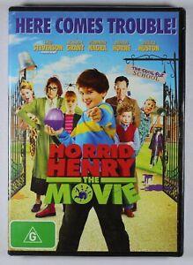 Horrid Henry The Movie DVD NEW FREE POST