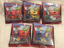 Disney Pixar Cars 2 WOC SUPER CHASE Set FROSTY Memo largo 155 Diecast TOKYO DRIFT