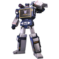 Takara Tomy: Transformers Masterpiece - Soundwave 40cm Robot Transformador (MP-13)