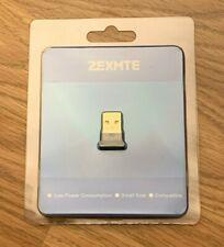 Zexmte Bluetooth USB Adapter CSR 4.0 USB Dongle Bluetooth Receiver Transfer for