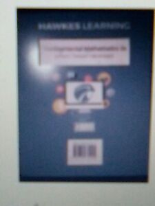 Hawkes Learning-Developmental Mathematics 2nd Ed. Software (access code only)