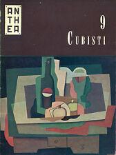 SISTU Romano, 9 cubisti. Catalogo, Galleria Anthea. Roma, 1963