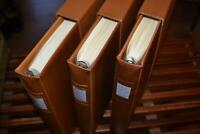 3 neuwertige Lindner-Vordruckalben Bund 1949-1999 mit postfrischer Sammlung (K1)
