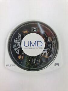 Star Wars: Battlefront II 2 (Sony PSP, 2005) Tested