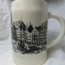 Dehme Western German Mug Vintage Munchen 1972 Pair of Two