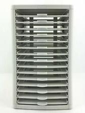 QUICDISC CD Rack Storage Holder 15 Discs
